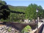 Berlou village