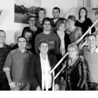 De medewerkers van Moerland Verhuur en Moerland Services