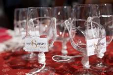 glas wijnfeest