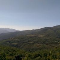 Villefranche de Conflent in de Pyreneeën