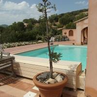 Nieuwe villa in Pierrerue: La Rosière