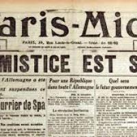 11 november : Armistice (vrije dag in Frankrijk)
